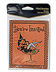 bewitched 8ct invite