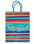 happy retire gift bag