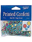 happy retire confetti