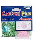 garden flower confetti