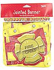 firefighter banner