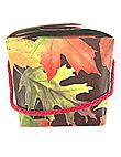harvest leaves pail
