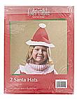 holiday fun santa hats