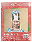 holiday fun peng hats