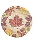 mod leaves 8ct plates