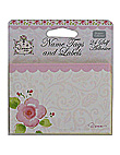 pink garden 24ct nmtag