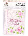 pink garden qince invt