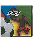 play sports 16ct napkin